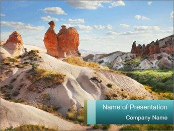 Cappadocia PowerPoint Template - Slide 1