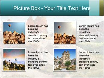 Cappadocia PowerPoint Template - Slide 14