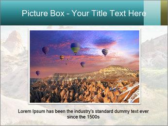 Cappadocia PowerPoint Template - Slide 16