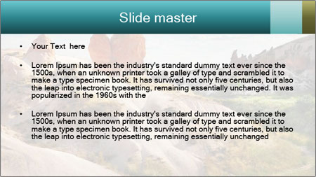Cappadocia PowerPoint Template - Slide 2