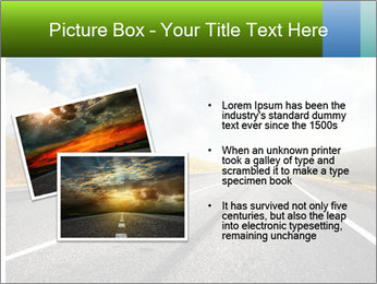 Countryside asphalt PowerPoint Templates - Slide 20