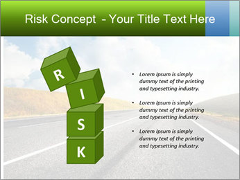 Countryside asphalt PowerPoint Templates - Slide 81