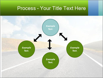 Countryside asphalt PowerPoint Templates - Slide 91