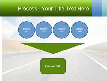 Countryside asphalt PowerPoint Templates - Slide 93