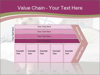 Golden retriever PowerPoint Template - Slide 27