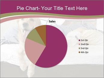 Golden retriever PowerPoint Templates - Slide 36