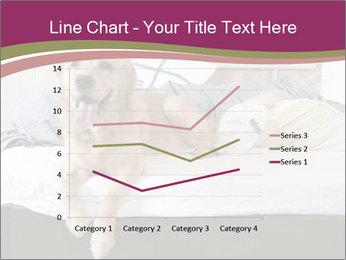 Golden retriever PowerPoint Template - Slide 54