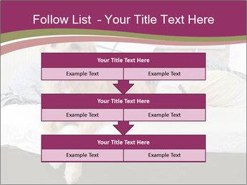 Golden retriever PowerPoint Template - Slide 60