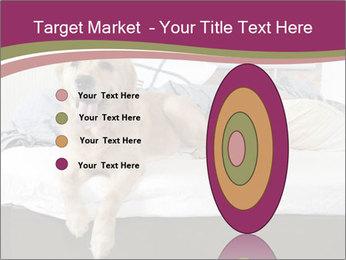 Golden retriever PowerPoint Template - Slide 84