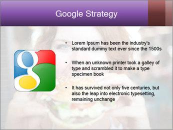 Hamburger PowerPoint Template - Slide 10