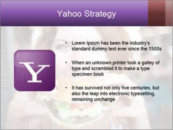 Hamburger PowerPoint Template - Slide 11