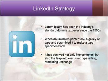 Hamburger PowerPoint Template - Slide 12