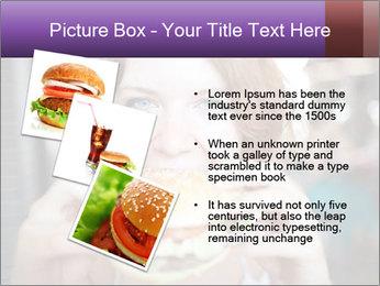 Hamburger PowerPoint Template - Slide 17