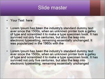 Hamburger PowerPoint Template - Slide 2