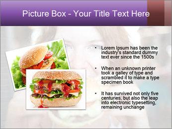 Hamburger PowerPoint Template - Slide 20