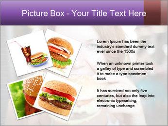 Hamburger PowerPoint Template - Slide 23