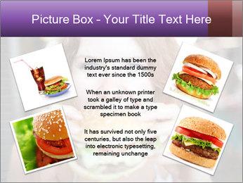 Hamburger PowerPoint Template - Slide 24