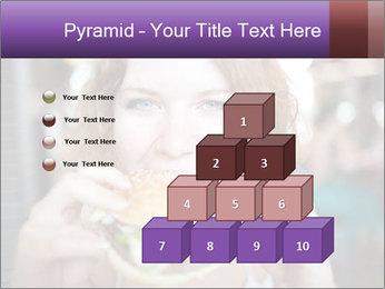Hamburger PowerPoint Template - Slide 31