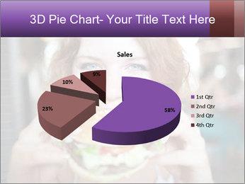 Hamburger PowerPoint Template - Slide 35
