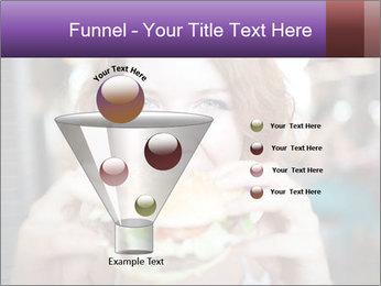 Hamburger PowerPoint Template - Slide 63