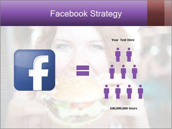 Hamburger PowerPoint Template - Slide 7
