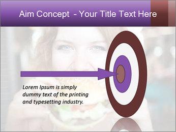 Hamburger PowerPoint Template - Slide 83
