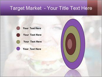 Hamburger PowerPoint Template - Slide 84