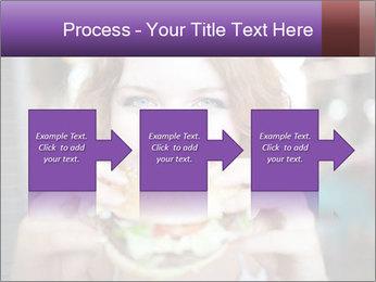 Hamburger PowerPoint Template - Slide 88