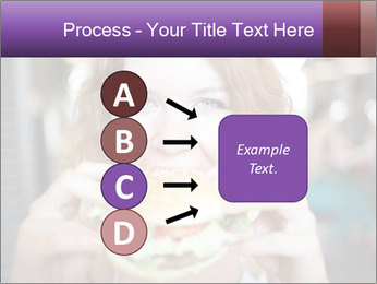 Hamburger PowerPoint Template - Slide 94