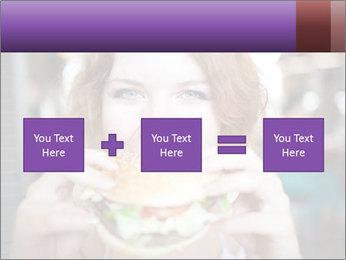 Hamburger PowerPoint Template - Slide 95