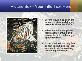 Japanese paintings PowerPoint Template - Slide 13