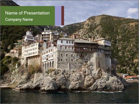 Mount Athos PowerPoint Templates