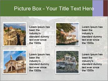 Mount Athos PowerPoint Templates - Slide 14