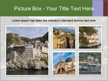 Mount Athos PowerPoint Template - Slide 19