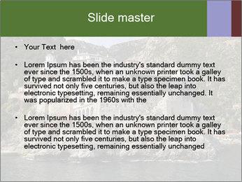 Mount Athos PowerPoint Templates - Slide 2