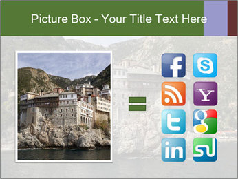 Mount Athos PowerPoint Template - Slide 21