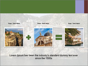 Mount Athos PowerPoint Template - Slide 22