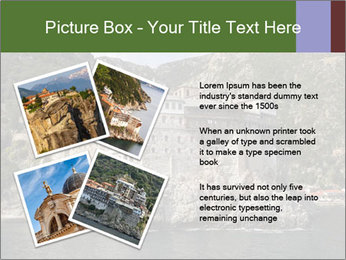 Mount Athos PowerPoint Template - Slide 23
