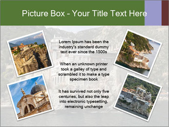 Mount Athos PowerPoint Template - Slide 24