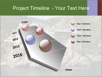 Mount Athos PowerPoint Templates - Slide 26