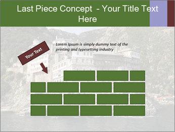 Mount Athos PowerPoint Templates - Slide 46
