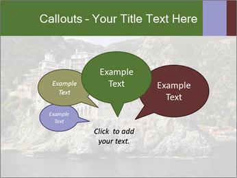 Mount Athos PowerPoint Templates - Slide 73