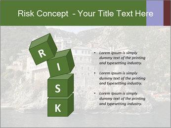 Mount Athos PowerPoint Templates - Slide 81