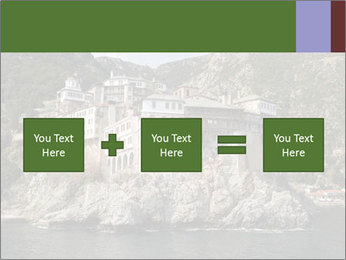 Mount Athos PowerPoint Template - Slide 95