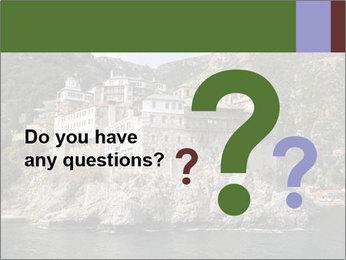 Mount Athos PowerPoint Templates - Slide 96