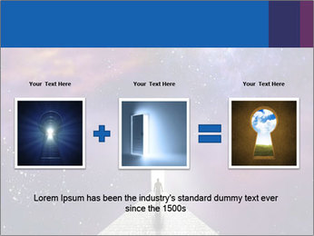 Starry PowerPoint Template - Slide 22