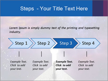 Starry PowerPoint Template - Slide 4