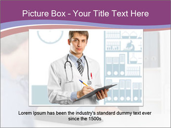 Doctor in office PowerPoint Template - Slide 15