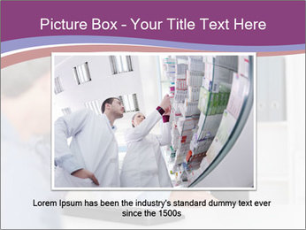 Doctor in office PowerPoint Template - Slide 16