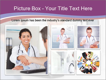 Doctor in office PowerPoint Template - Slide 19